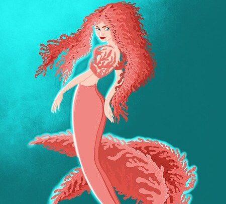 Koralowa Czarodziejka