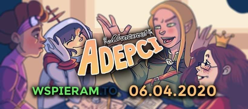 Adventurers! Adepci!